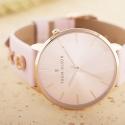 CBTO013 THOM OLSON Message różowy zegarek damski