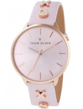 CBTO013 THOM OLSON Message damski zegarek na pasku