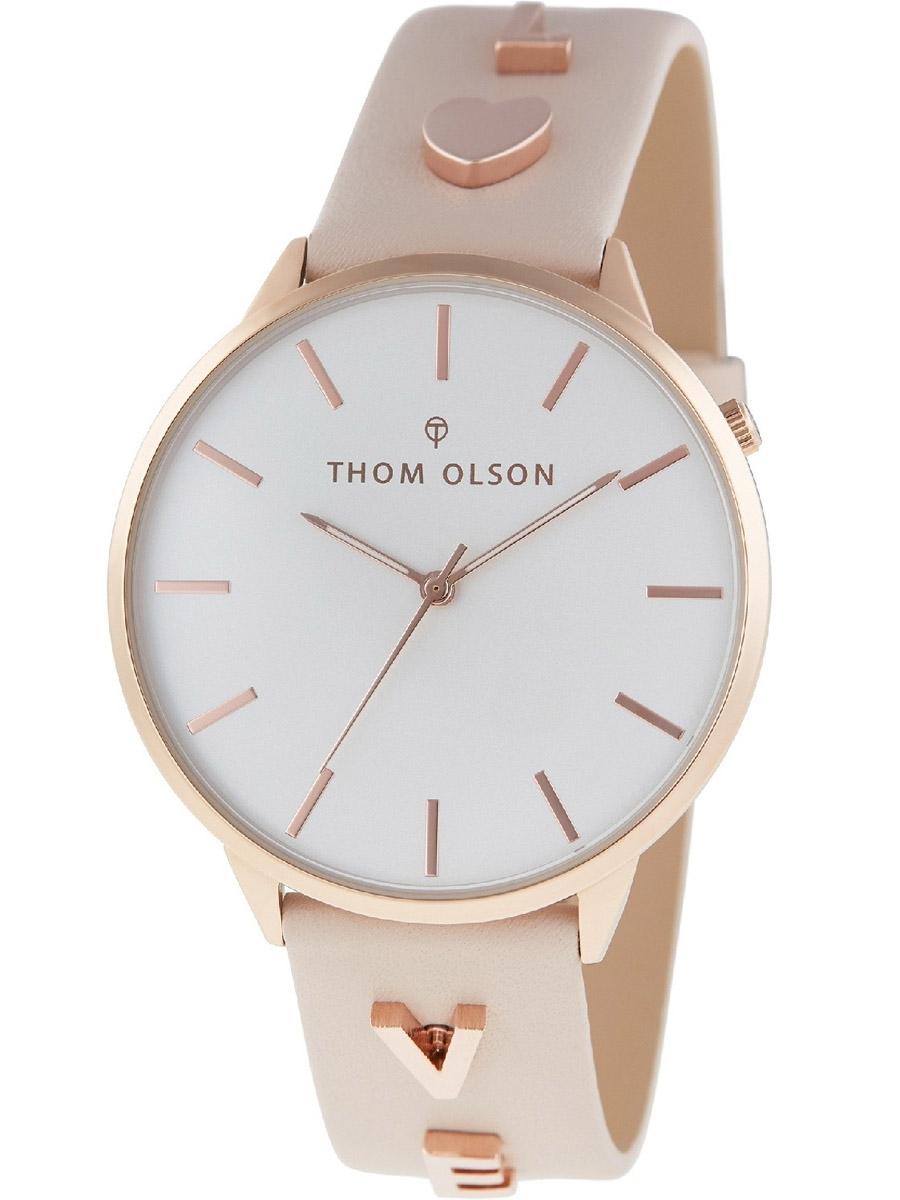 CBTO012 THOM OLSON Message damski zegarek kwarcowy