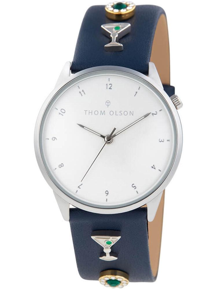 CBTO007 THOM OLSON Day Dream damski zegarek na pasku skórzanym