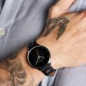 THOM OLSON Night Dream zegarek męski na bransolecie