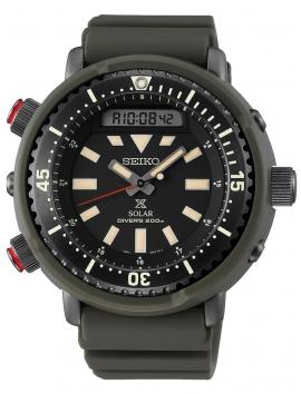 SNJ031P1 SEIKO Prospex Arnie męski zegarek na pasku silikonowym