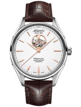 52780.41.21R ATLANTIC Worldmaster Open Heart Limited Edition męski zegarek na pasku