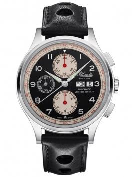 55852.41.63 ATLANTIC Worldmaster Valjoux Limited Edition limitowany zegarek męski