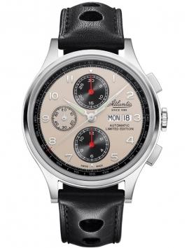 55852.41.93 ATLANTIC Worldmaster Valjoux Limited Edition zegarki limitowane