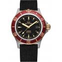 GL0092 Glycine Combat SUB 42 męski zegarek sportowy na pasku