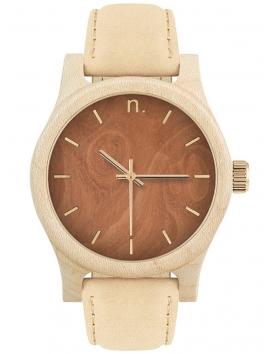 Neat N037 zegarek na pasku skórzanym