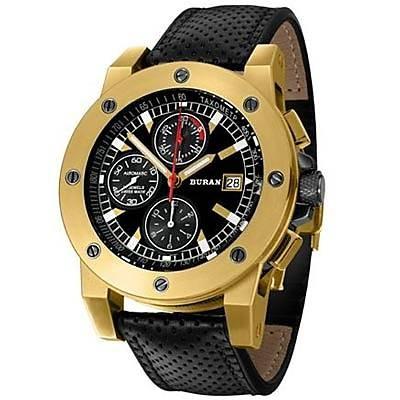 zegarek męski automatyczny Buran B50 111 6 572 2