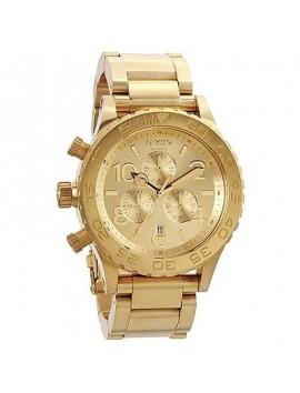 Zegarek NIXON 42-20 Chrono All Gold A037_1502