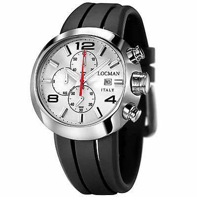 zegarek męski sportowy Locman