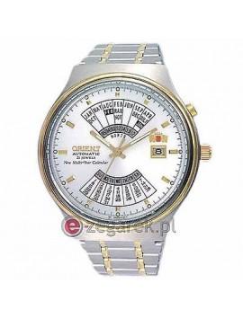 zegarek męski ORIENT Multi-Year Calendar FEU00000WW