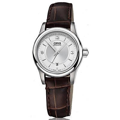 klasyczny zegarek damski oris