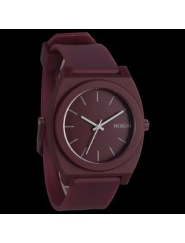 Zegarek NIXON Time Teller P Matte Bordeaux