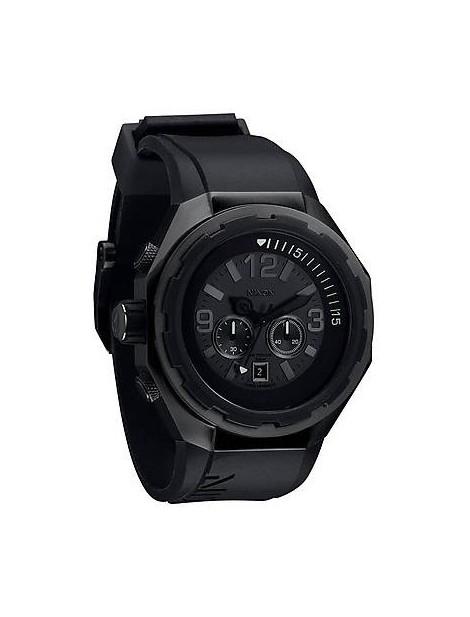 NIXON Steelcat All Black