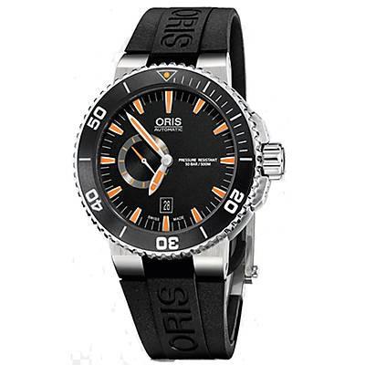 zegarek męski automatyczny Oris 743.7673.41.59 RS