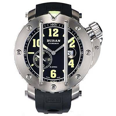 zegarek męski Buran B50 104 7 490 2 swiss made
