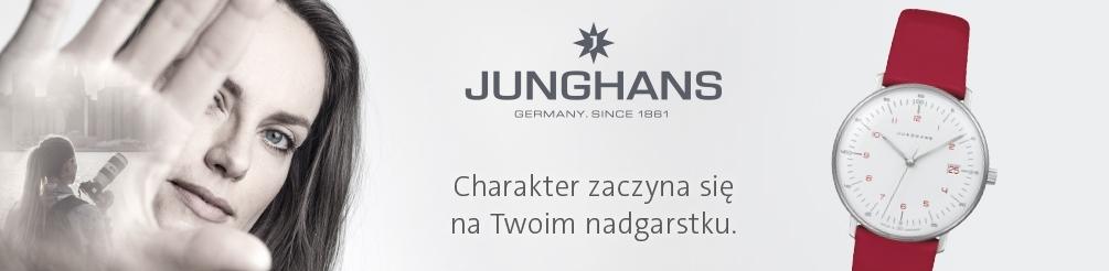 Zegarki Junghans - niemieckie zegarki