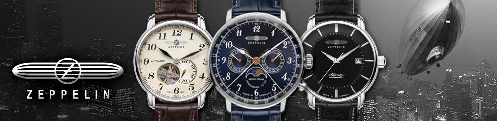 Zegarki Zeppelin-zegarki niemieckie-sklep z zegarkami