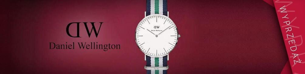 Zegarki Daniel Wellington-zegarki damskie i męskie na paskach NATO