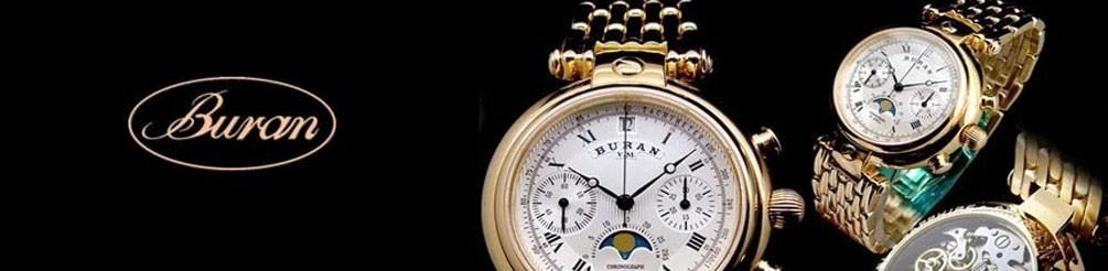 Zegarki Buran - rosyjskie (radzieckie) zegarki