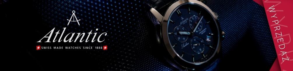 Zegarki Atlantic-zegarki szwajcarskie-sklep Warszawa