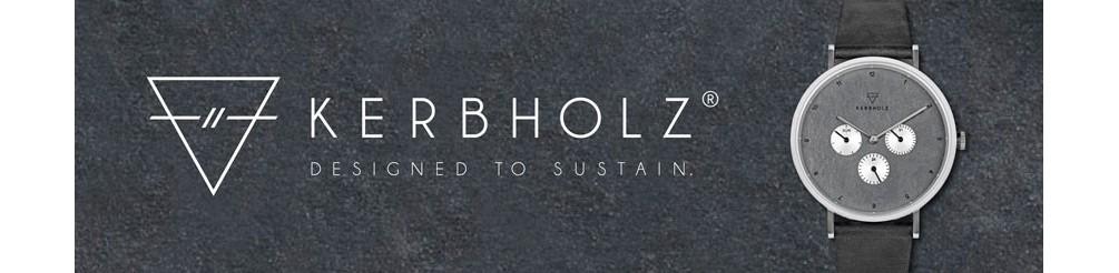 Zegarki męski Kerbholz-zegarki inspirowane naturą-niemieckie zegarki-cena