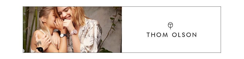 zegarki damskie Thom Olson - modele z wymiennymi charmsami