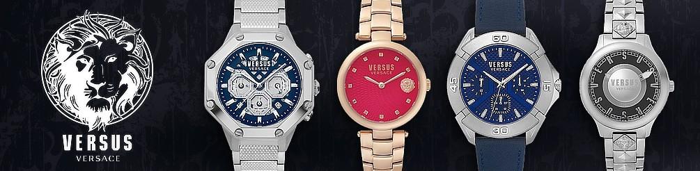 Zegarki Versus Versace - damskie i męskie