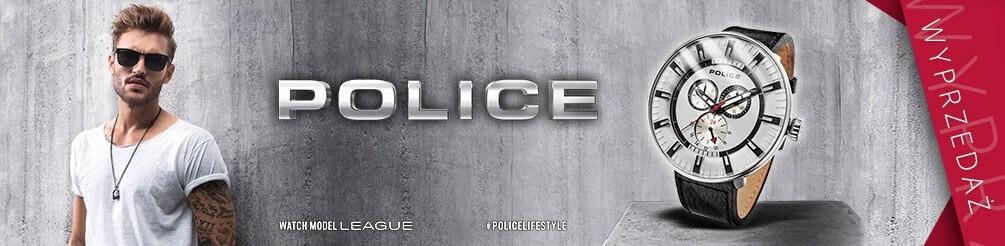 Zegarki Police - męskie