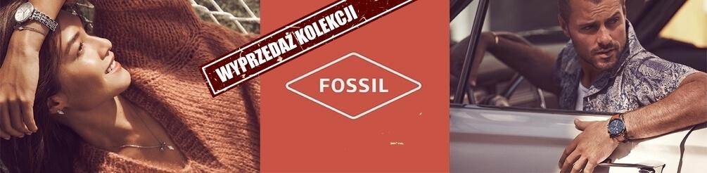 Zegarki Fossil - damskie i męskie