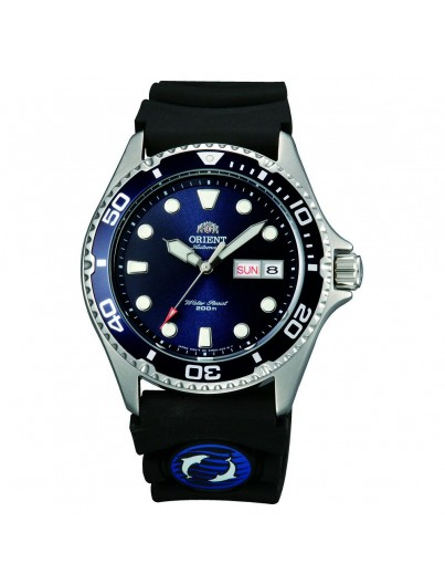 ORIENT Diver Ray Rubber II FAA02008D9
