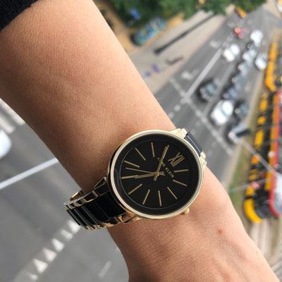zegarek damski na bransolecie