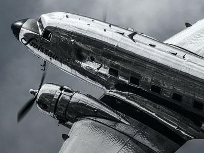 Aviator Douglas DC3