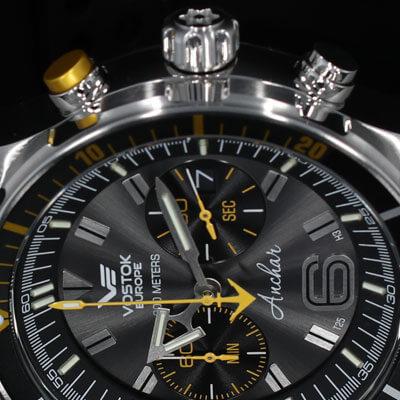 zegarek męski vostok europe anchar