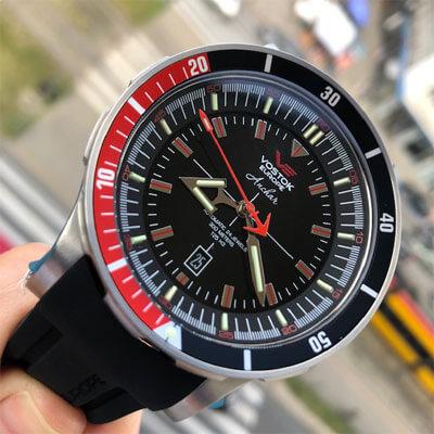 zegarek vostok europe anchar