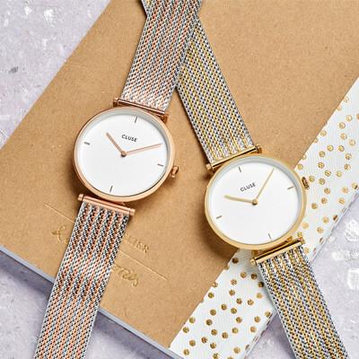 zegarki na mesh