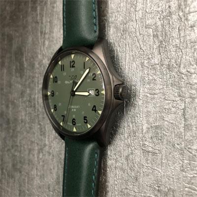 zegarek na pasku GLYCINE Combat 6 Vintage