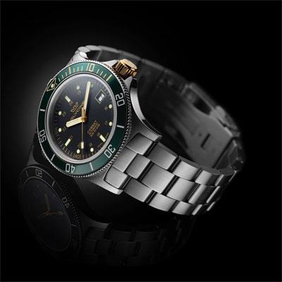 zegarek szwajcarski glycine