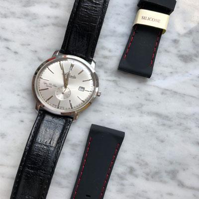 paski do zegarków zmiana