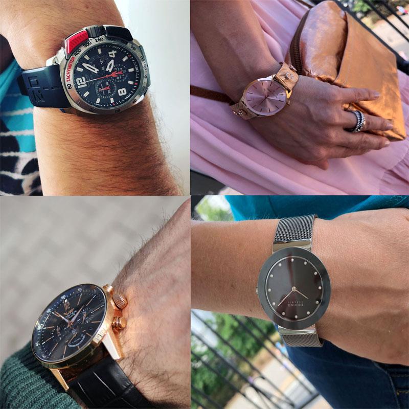 zegarki damskie i zegarki meskie