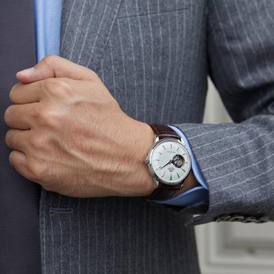 zegarek meski elegancki