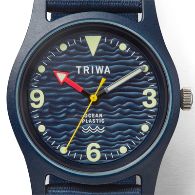 Triwa Time for Oceans Zegarki
