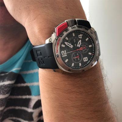 Zegarek Aviator Swiss Made