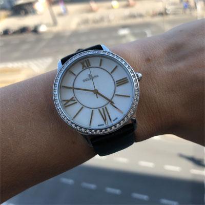 zegarki szwajcarskie dla Kobiet Delbana