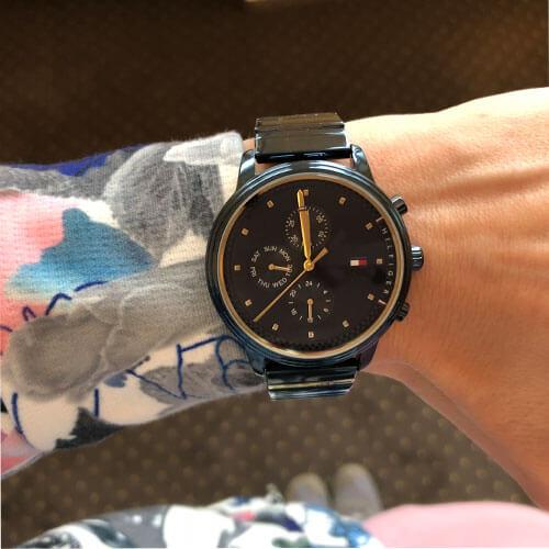 zegarek damski tommy hilfiger