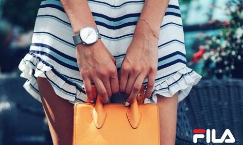 damski zegarek FILA
