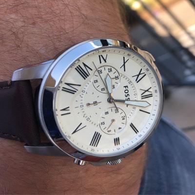 zegarek meski fossil