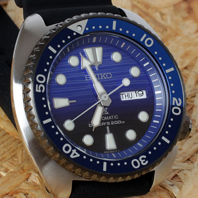 zEGAREK SEIKO PROSPEX Save The Ocean SRPC91K1