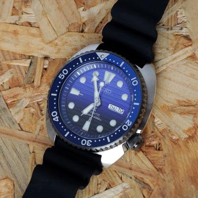 Zegarek męski Seiko SEIKO PROSPEX Save The Ocean SRPC91K1