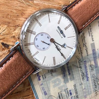 zegarek męski Zeppelin